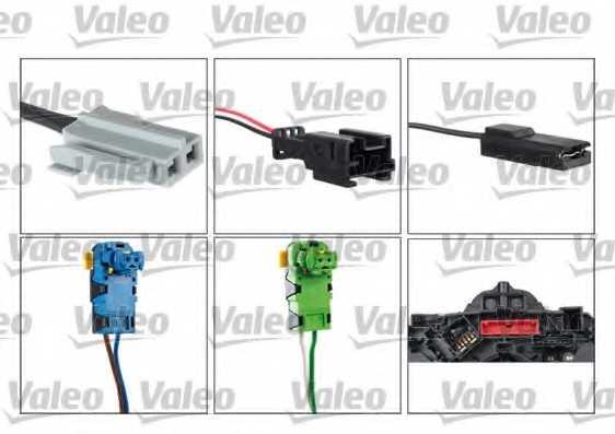 Выключатель на колонке рулевого управления VALEO 251641 - изображение 2
