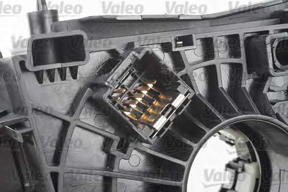 Витая пружина, подушка безопасности VALEO 251642 - изображение 2