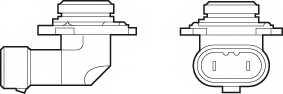 VALEO 032015 - лампа HB4 12V 51W p22d Essential - изображение 2