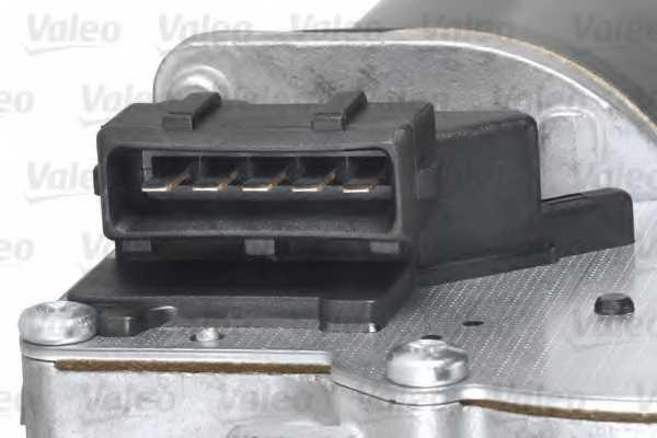 Двигатель стеклоочистителя VALEO 404520 - изображение 2