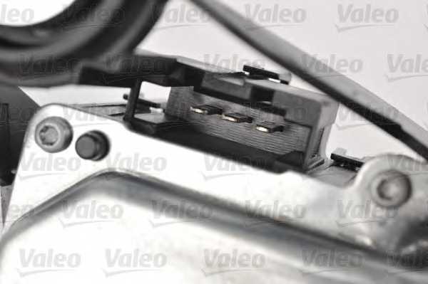 Двигатель стеклоочистителя VALEO 404704 - изображение