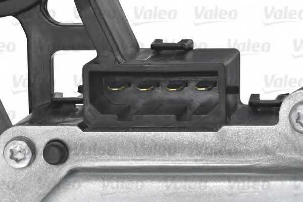 Двигатель стеклоочистителя VALEO 404886 - изображение 2