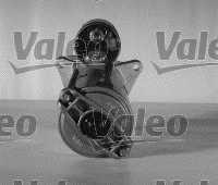 Стартер 2кВт для VW TRANSPORTER(70XC, 7DB, 7DK, 7DW,70XA,70XB,70XD) <b>VALEO 438077</b> - изображение