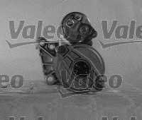 Стартер VALEO 438095 - изображение