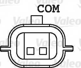 Генератор VALEO 440216 - изображение