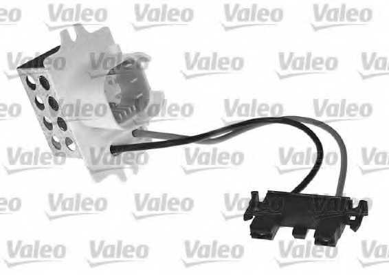 Элементы управления, отопление / вентиляция VALEO 509281 - изображение