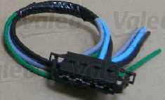 Элементы управления кондиционера VALEO 509351 - изображение 2