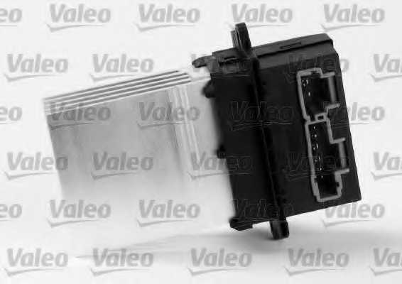 Элементы управления кондиционера VALEO 509355 - изображение