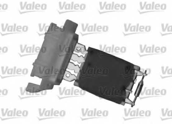 Элементы управления кондиционера VALEO 509405 - изображение