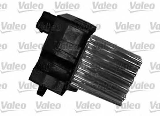 Элементы управления кондиционера VALEO 509505 - изображение