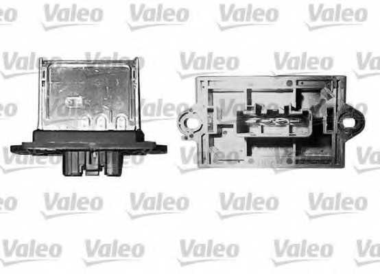 Элементы управления кондиционера VALEO 509599 - изображение