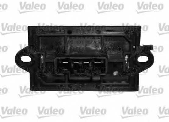 Элементы управления, отопление / вентиляция VALEO 509600 - изображение