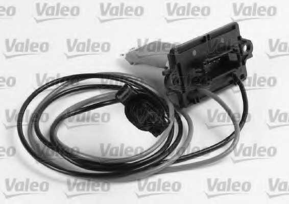 Элементы управления кондиционера VALEO 509638 - изображение