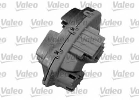 Элементы управления кондиционера VALEO 509783 - изображение