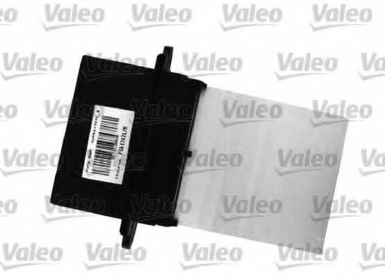 Элементы управления кондиционера VALEO 509885 - изображение