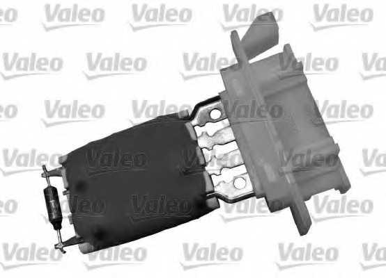 Элементы управления кондиционера VALEO 509898 - изображение