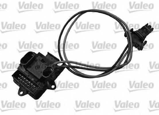 Элементы управления кондиционера VALEO 509900 - изображение