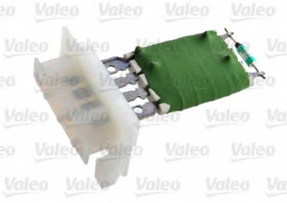 Элементы управления кондиционера VALEO 515079 - изображение