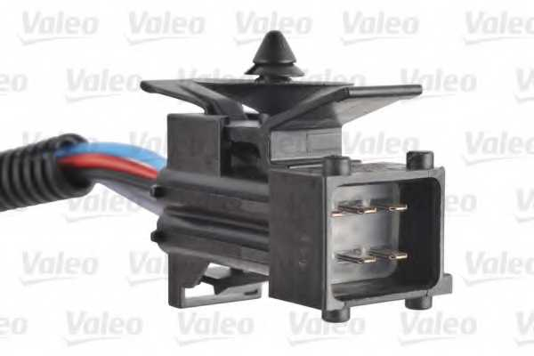Двигатель стеклоочистителя VALEO 579204 - изображение 1