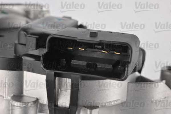 Двигатель стеклоочистителя VALEO 579711 - изображение 1