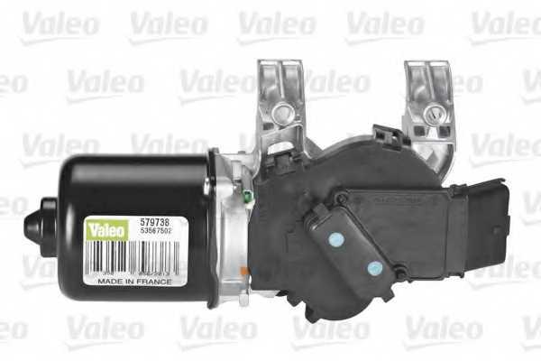 Двигатель стеклоочистителя VALEO 579738 - изображение 1