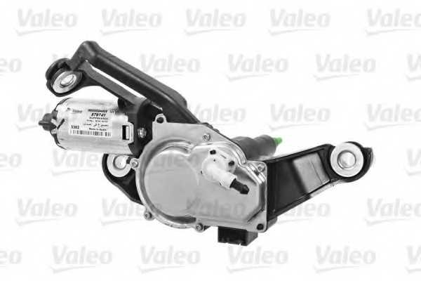 Двигатель стеклоочистителя VALEO 579741 - изображение 2