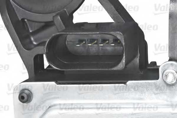 Двигатель стеклоочистителя VALEO 579746 - изображение 3