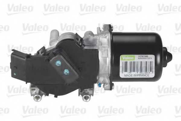 Двигатель стеклоочистителя VALEO 579748 - изображение 1