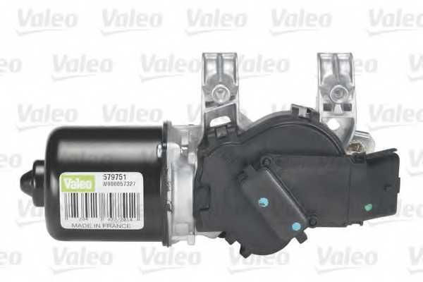 Двигатель стеклоочистителя VALEO 579751 - изображение 1