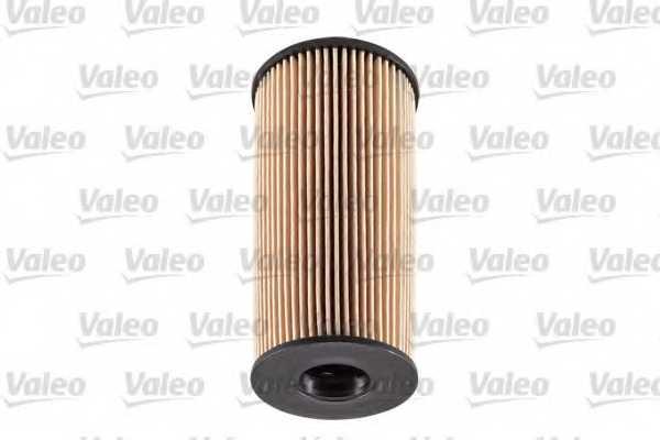 Фильтр масляный VALEO 586529 - изображение 2