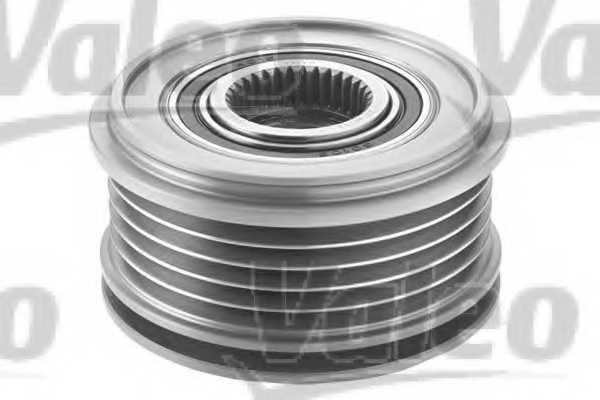 Механизм свободного хода генератора VALEO 588026 - изображение