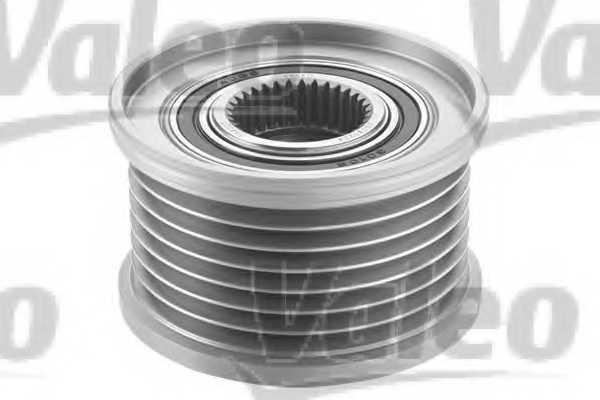 Механизм свободного хода генератора VALEO 588027 - изображение