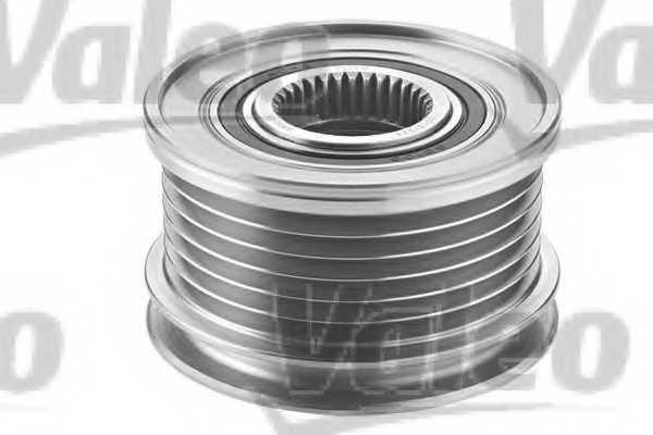 Механизм свободного хода генератора VALEO 588048 - изображение