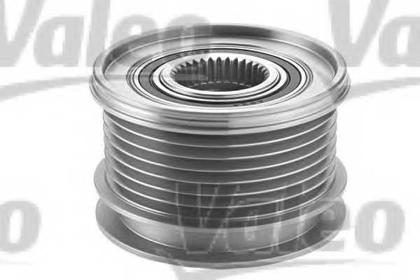Механизм свободного хода генератора VALEO 588049 - изображение