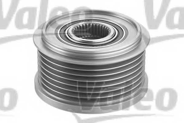 Механизм свободного хода генератора VALEO 588057 - изображение