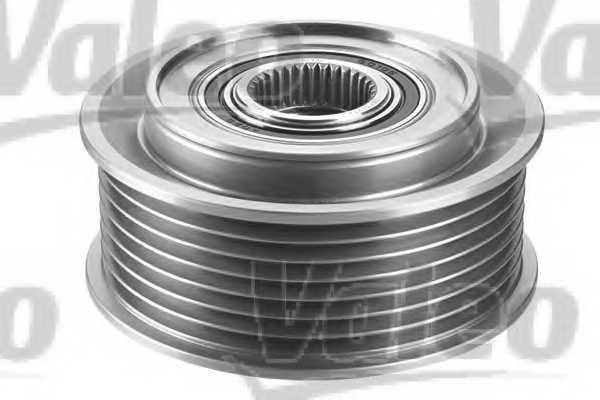 Механизм свободного хода генератора VALEO 588075 - изображение