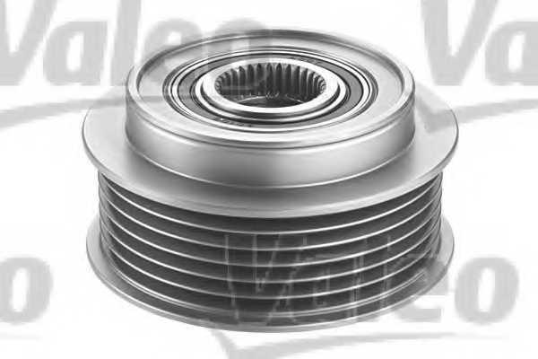 Механизм свободного хода генератора VALEO 588107 - изображение
