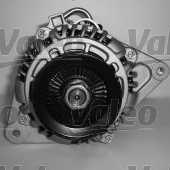 Генератор 110А для HYUNDAI H-1, PORTER / MITSUBISHI L 300(P#2V, P0#V, P1#V, P1#W, P2#W,P0#W) <b>VALEO 600012</b> - изображение 1
