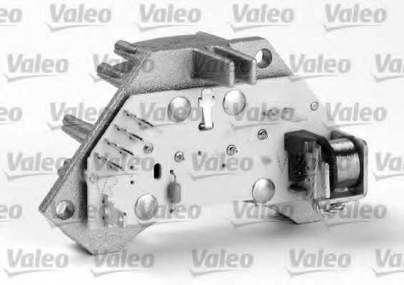 Элементы управления кондиционера VALEO 698032 - изображение