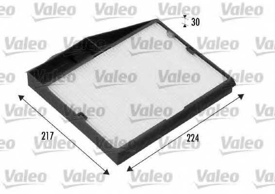 Фильтр салонный VALEO 698535 - изображение