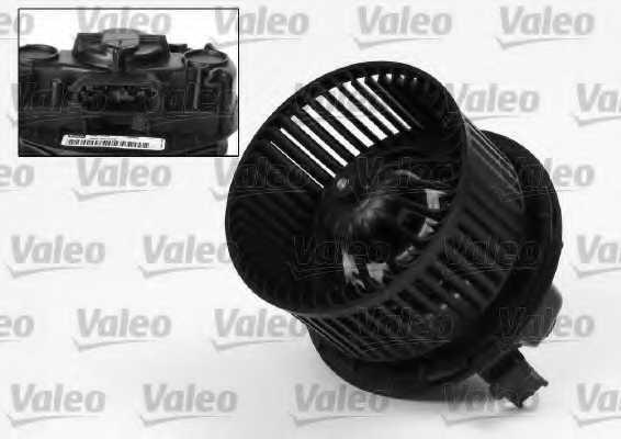 Вентилятор салона VALEO F667217D / 698755 - изображение