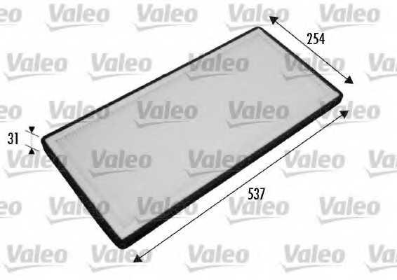 Фильтр салонный VALEO 698775 - изображение
