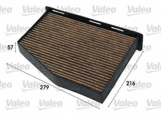 Фильтр салонный VALEO 701001 - изображение