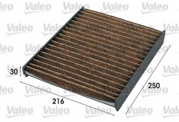 Фильтр салонный VALEO 701009 - изображение