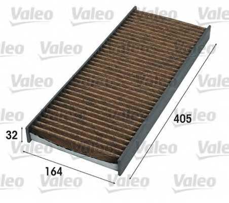 Фильтр салонный VALEO 701013 - изображение