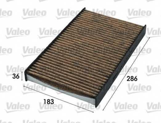 Фильтр салонный VALEO 701014 - изображение