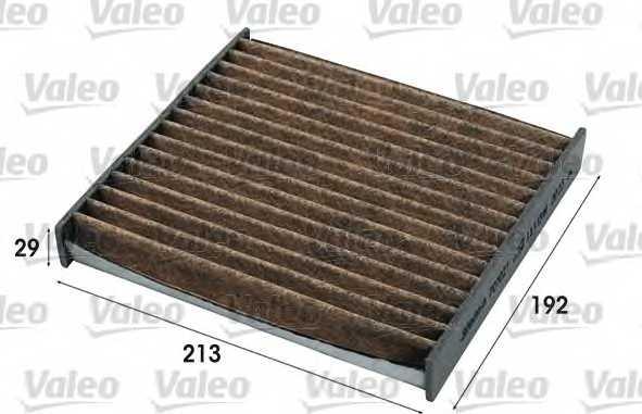Фильтр салонный VALEO 701021 - изображение