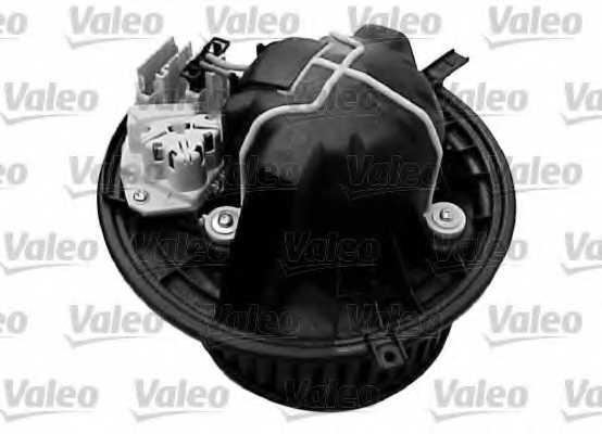 Вентилятор салона VALEO 715048 - изображение