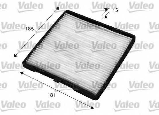 Фильтр салонный VALEO 715524 - изображение
