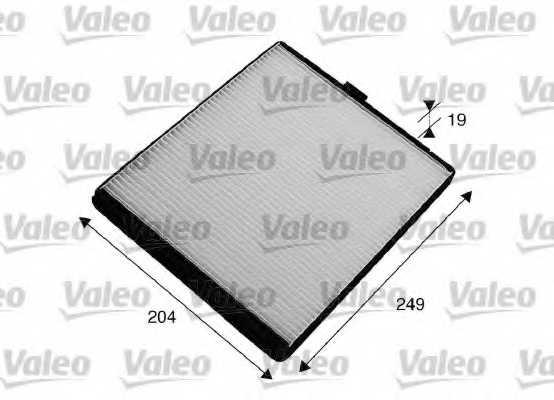 Фильтр салонный VALEO 715535 - изображение